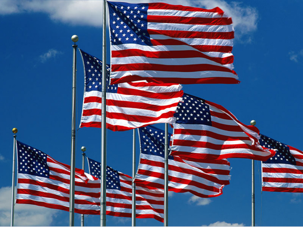 USA Flags Images